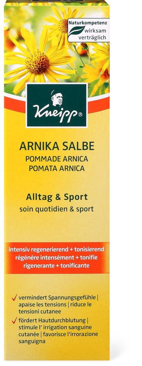 Kneipp Arnica Pomata trattante