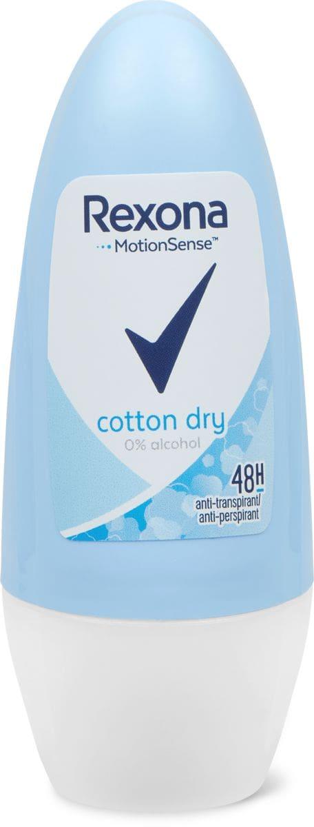 Rexona cotton dry Deo Roll-on women