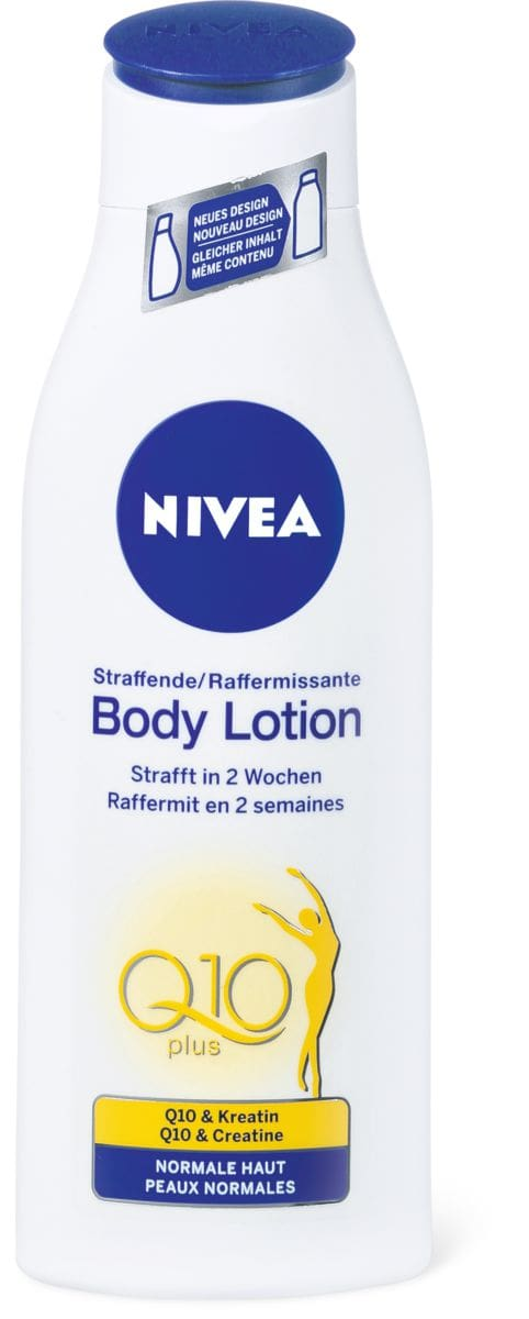 Nivea Body Lotion Q10+