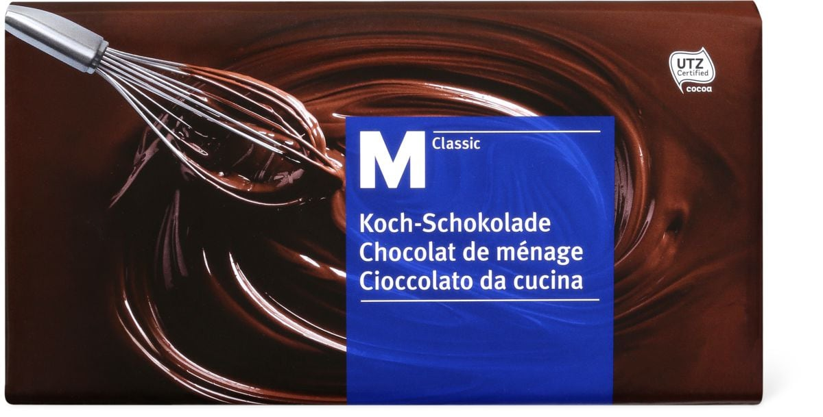 M-Classic Chocolat de ménage