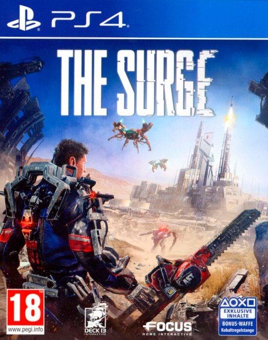 PS4 - The Surge Box