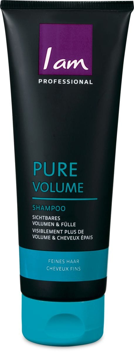 I am Professional Pure Volume Shampoo