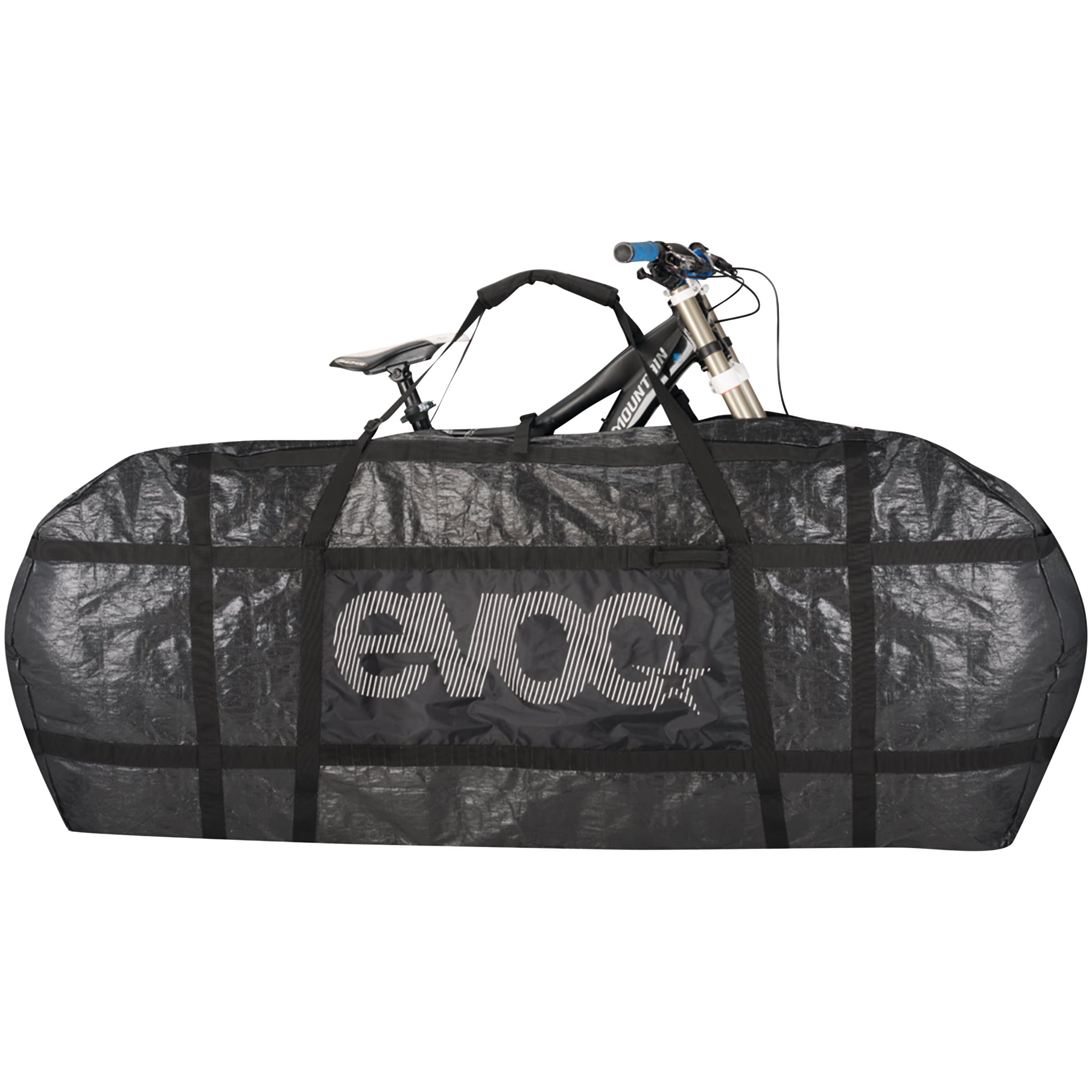 evoc bike cover transport tasche f r fahrr der migros. Black Bedroom Furniture Sets. Home Design Ideas