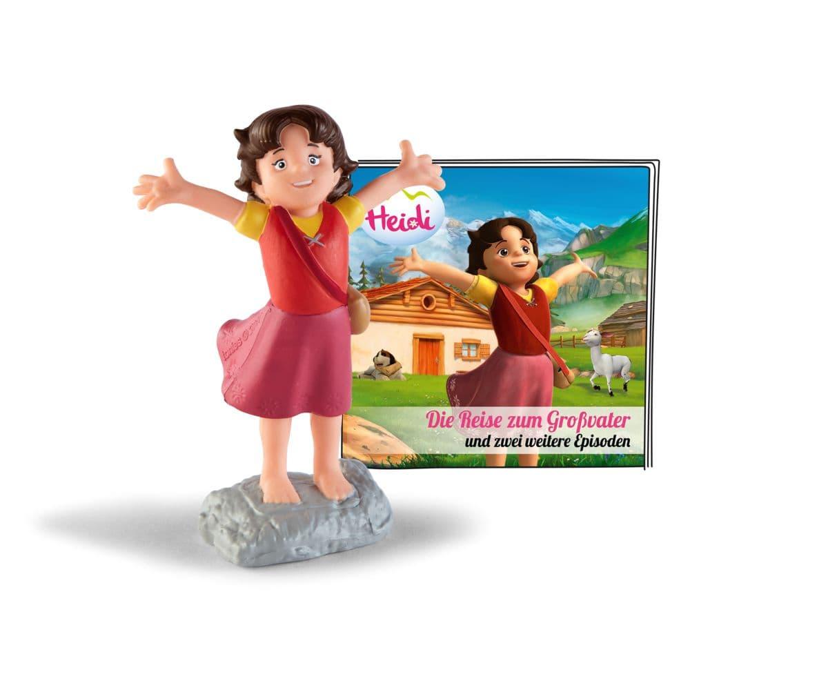 tonies® Heidi - Die Reise zum Grossvater (DE) Hörspiel
