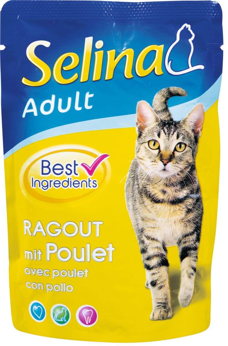 Selina Adult Ragout mit Poulet