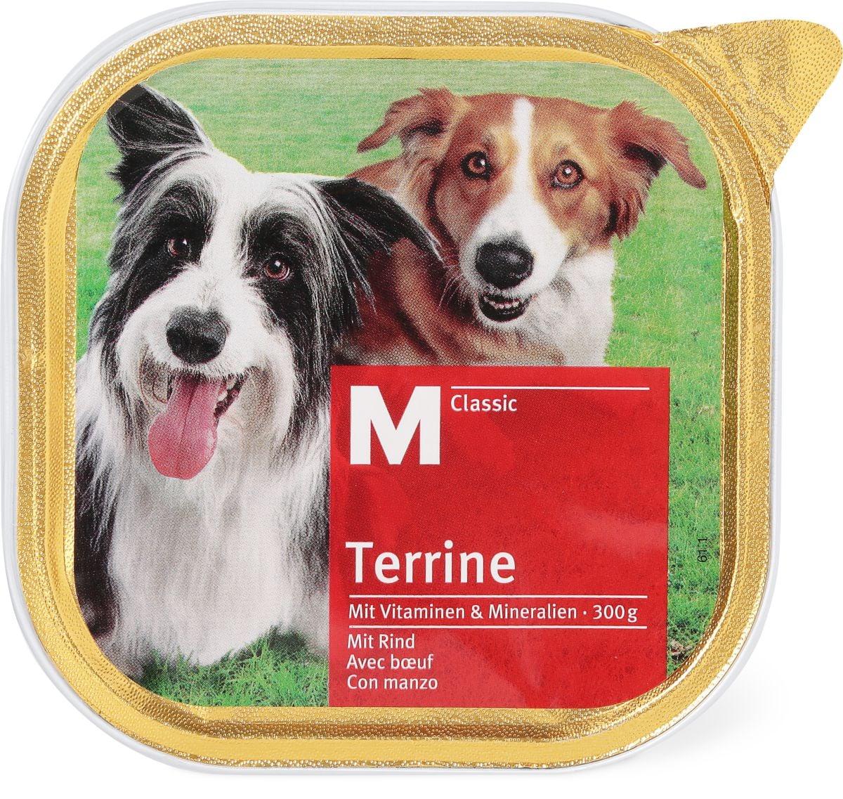 M-Classic Terrine con manzo