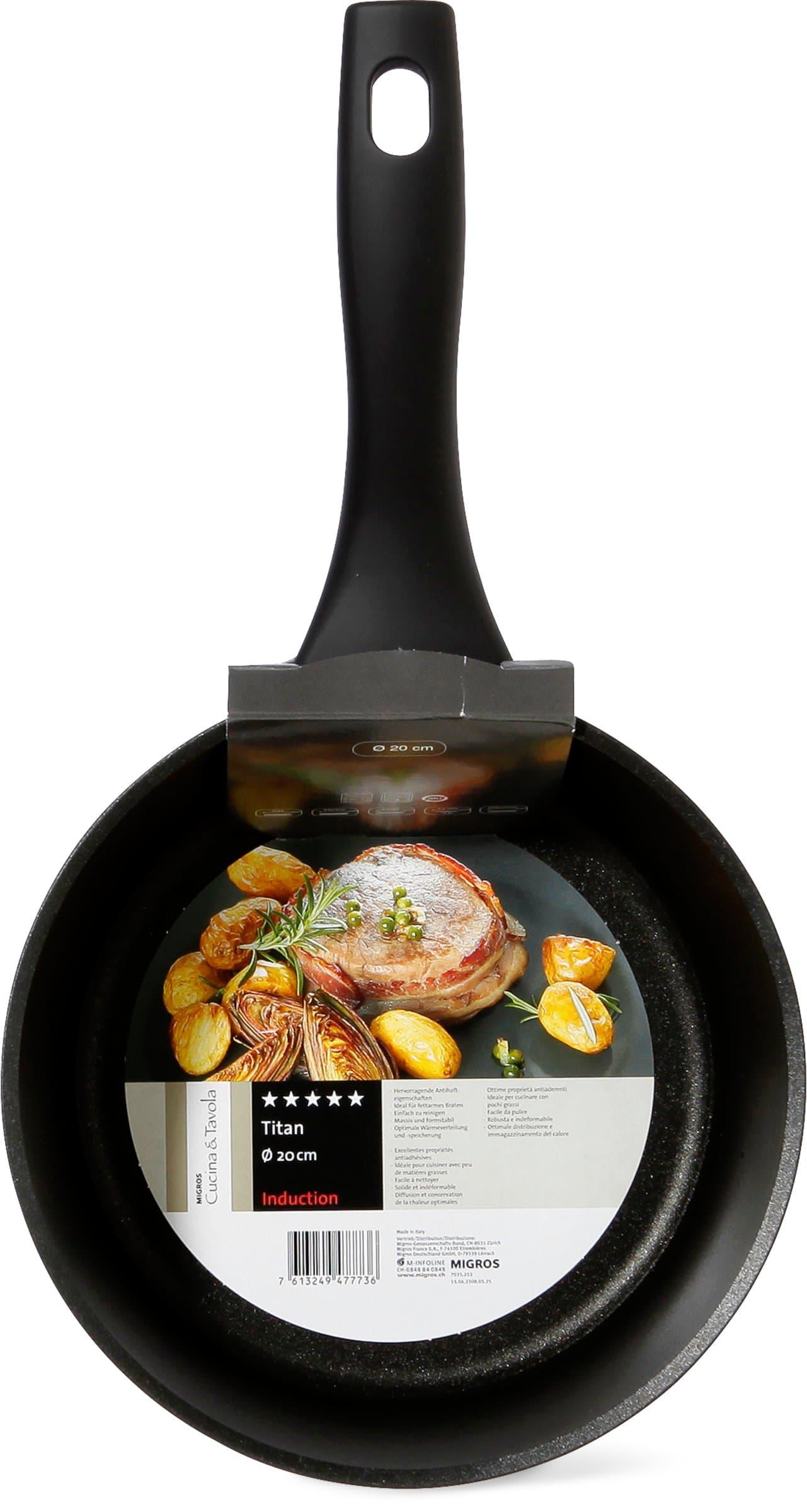 Cucina & Tavola TITAN Stielkasserolle