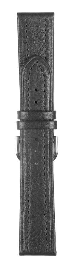 Bracelet de montre WILD CALF noir 16mm