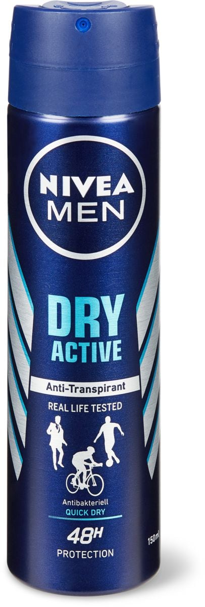 Nivea Men Deo Aerosol Dry Active