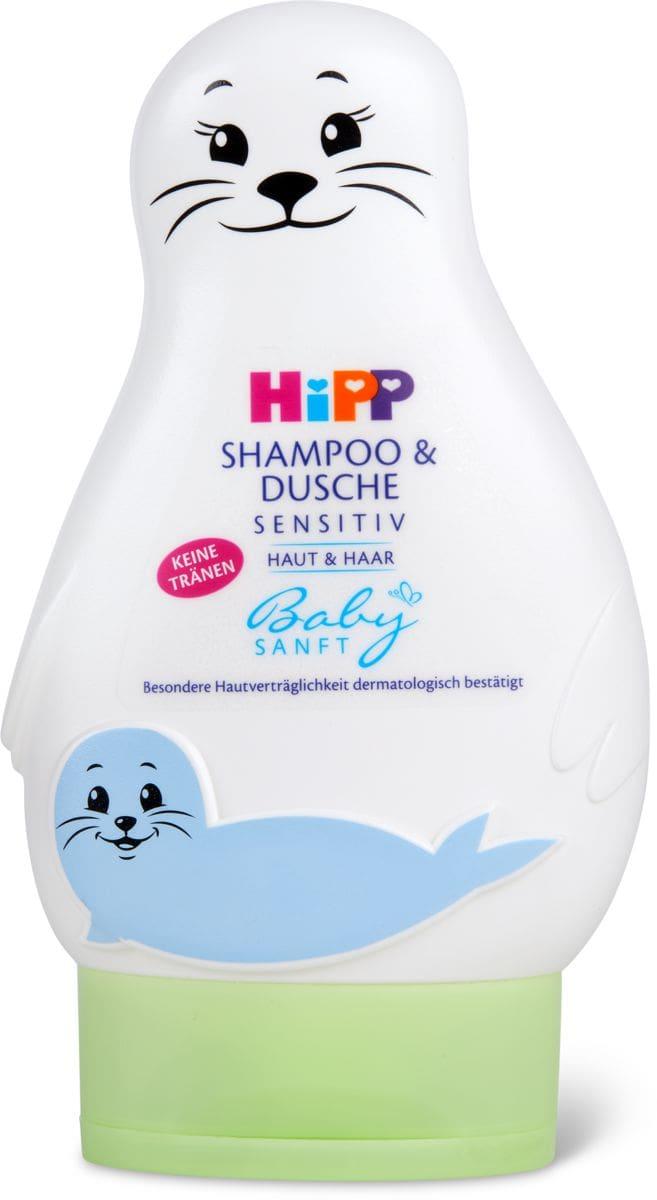 Hipp Babysanft Shampooing & Douche