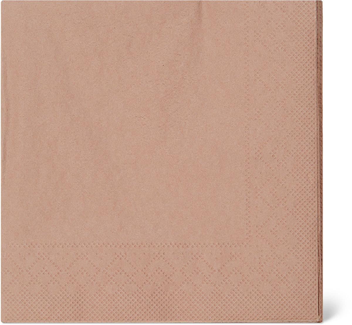 Cucina & Tavola Tovaglioli di carta, 25 x 25 cm