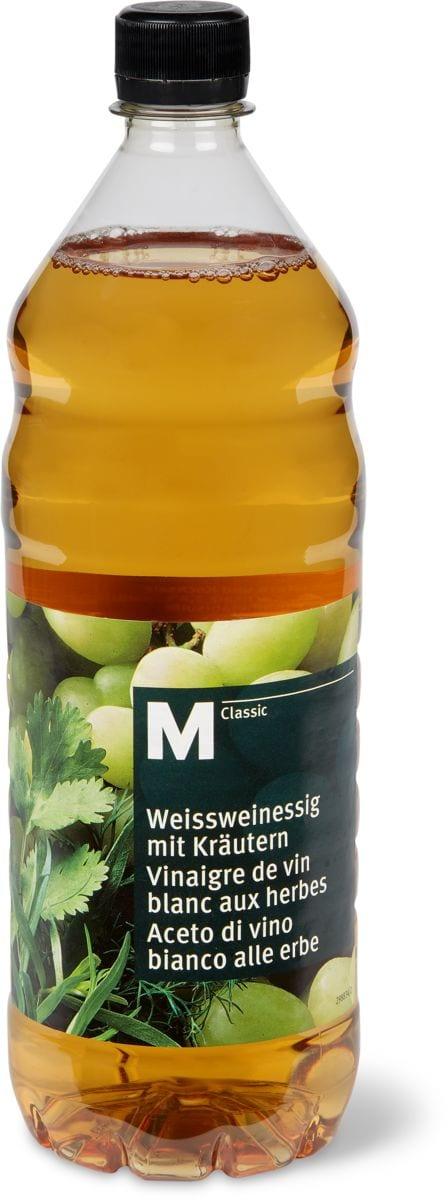 M-Classic aceto di vino bianco erbe