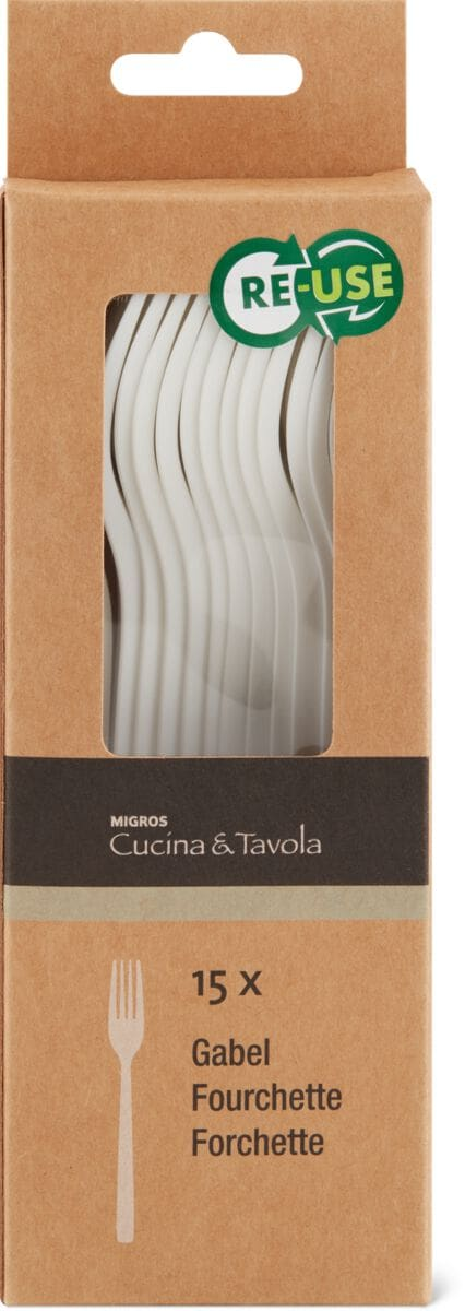 Cucina & Tavola Fourchette Cucina & Tavola, 15 pièces