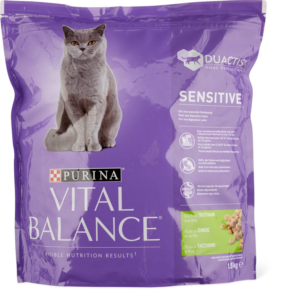 Vital Balance Sensitive tacchino