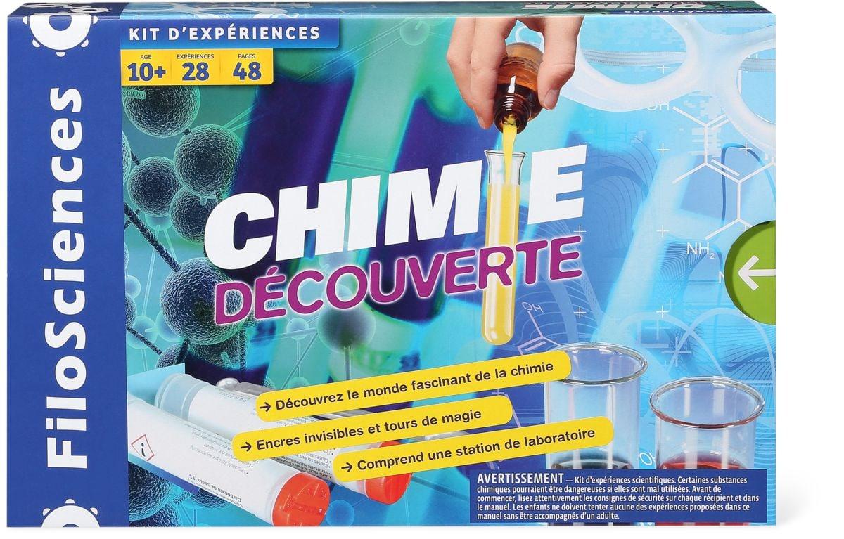 Chimie Découverte (F)