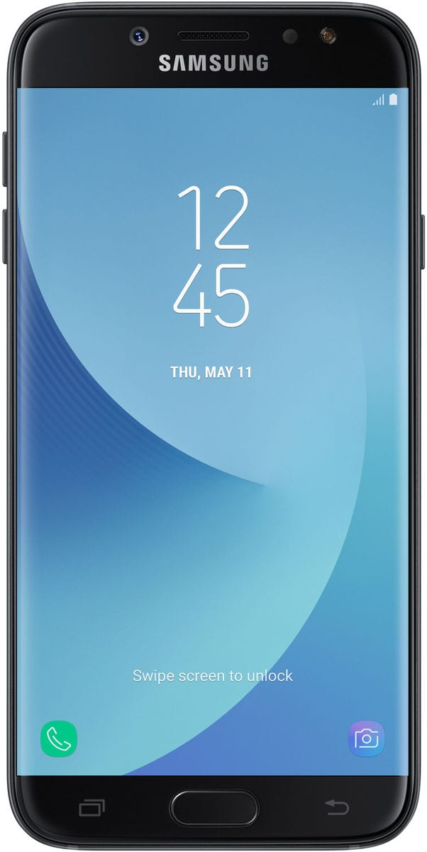 Samsung Galaxy J7 (2017) Dual SIM DUOS 16/32GB schwarz Smartphone