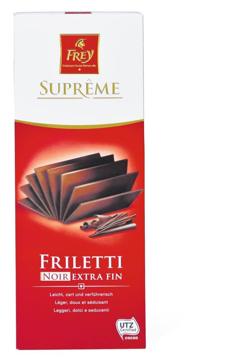 Suprême Friletti Noir