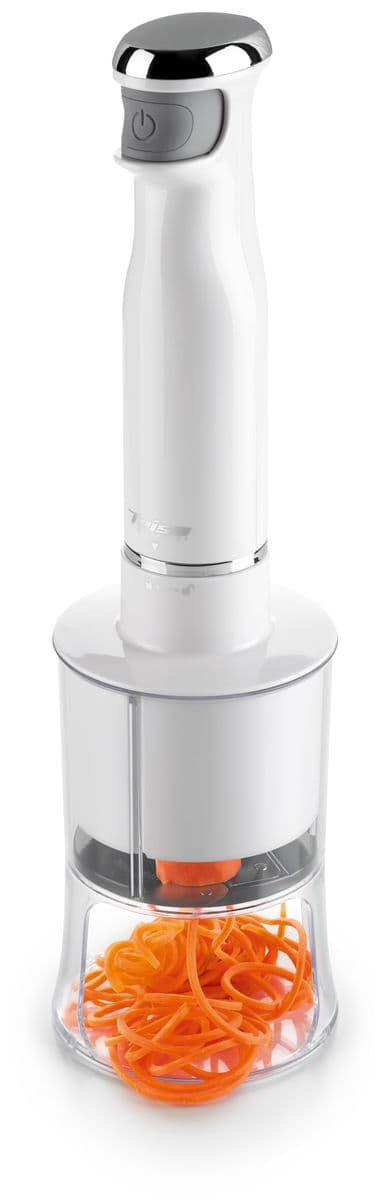 Trisa Electronics Spiralizer 2 in 1 Frullatore da immersione