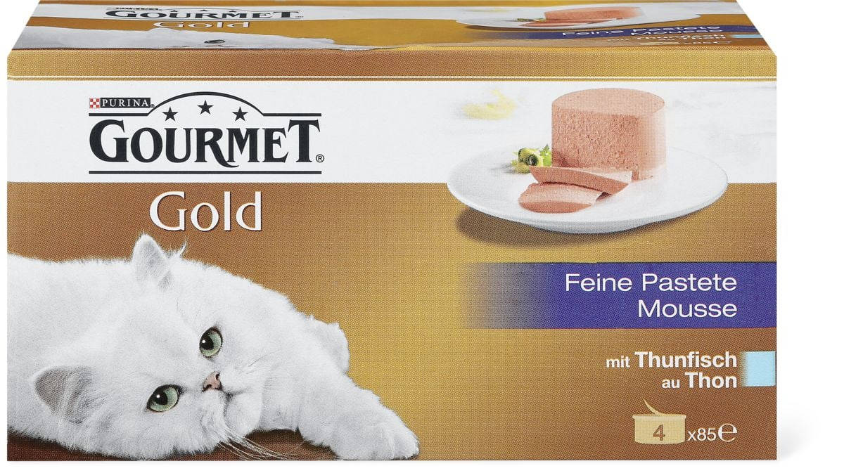 Gourmet Gold Pastete Thunfisch