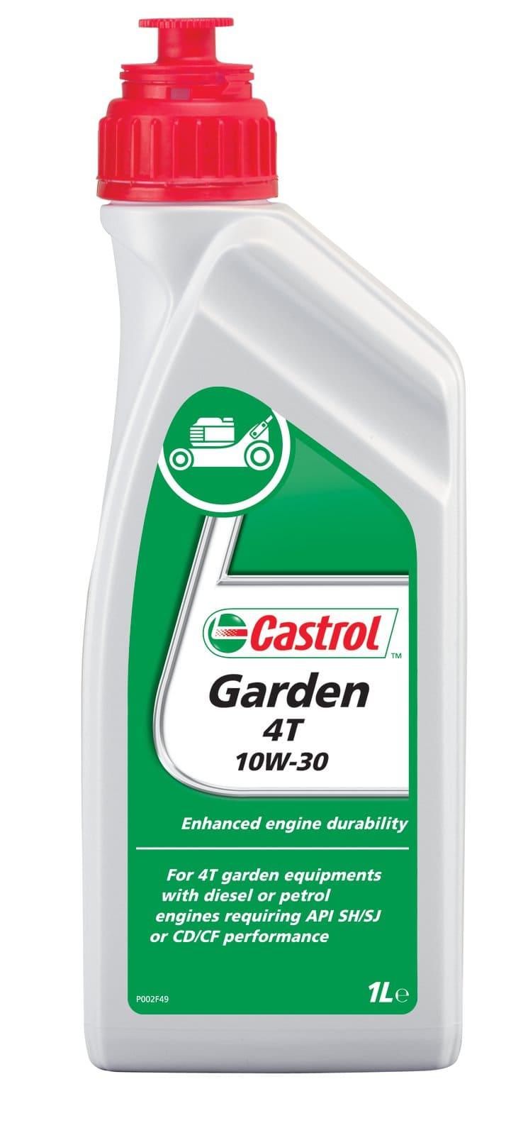 Castrol Garden 4T 10W-30 1 L Olio motore