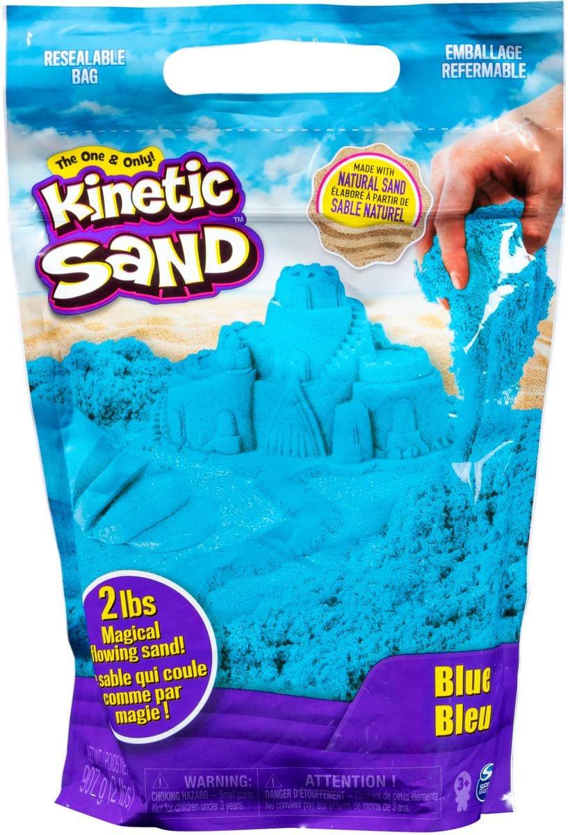 Spin Master Kinetic Sand blau Modelieren