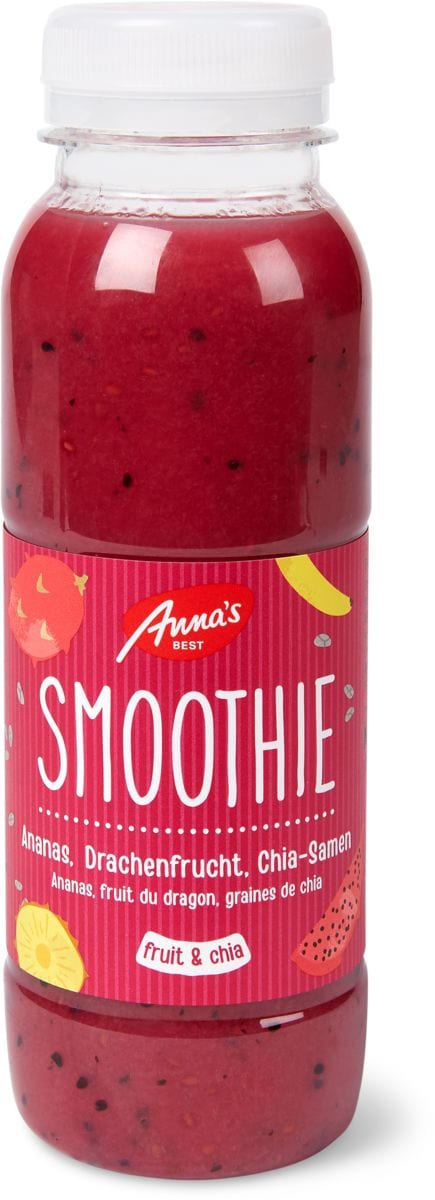Anna's Best Smoothie Red Dragon Fruit