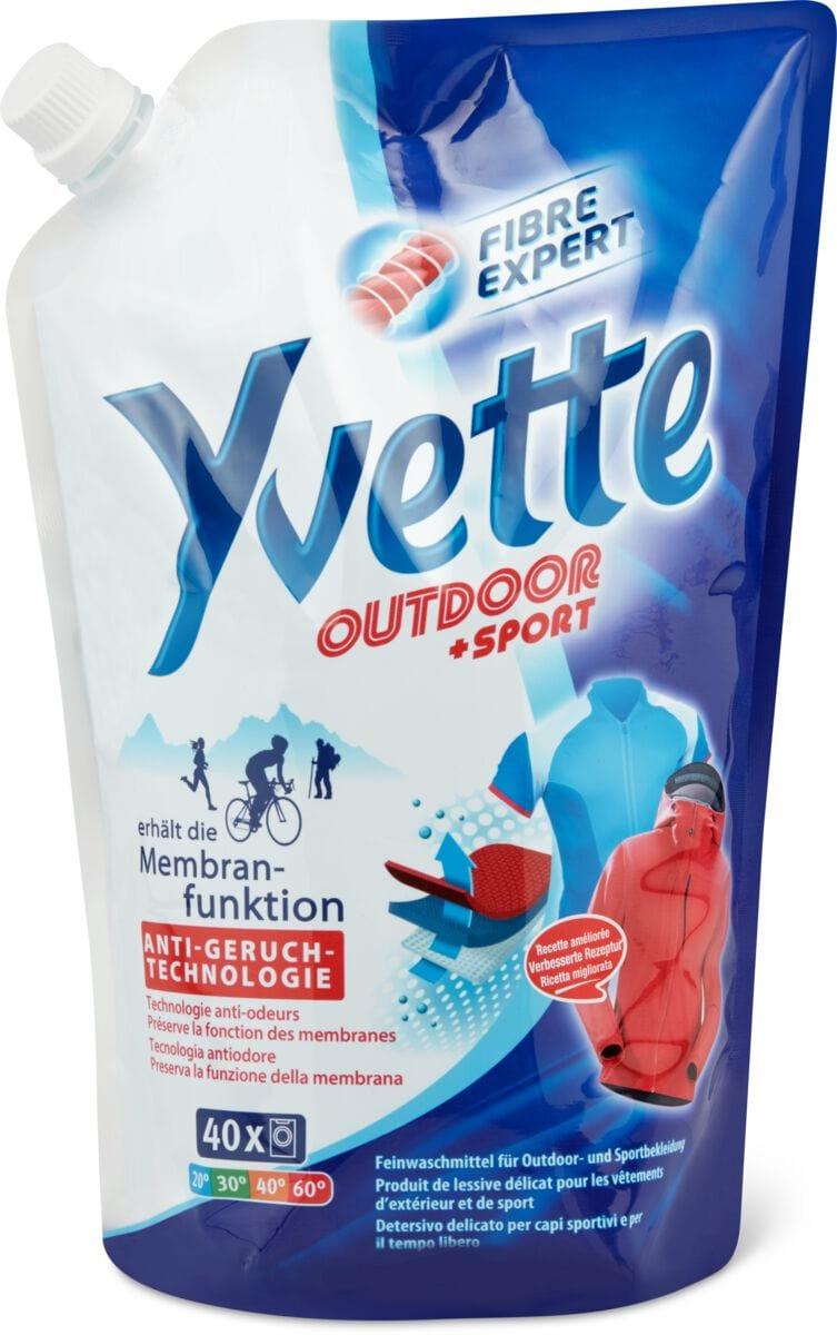 Yvette Sport lessive délicat