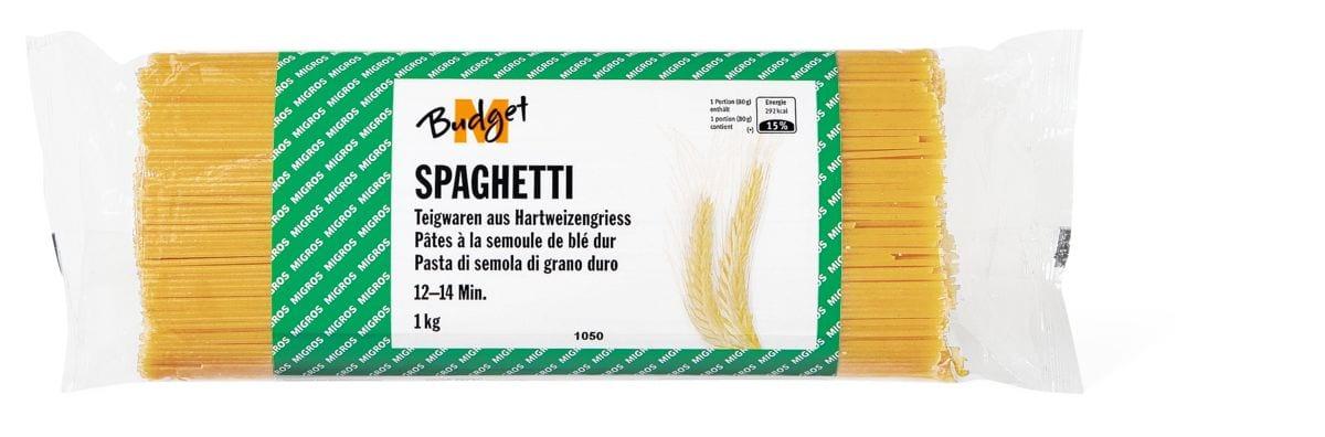 M-Budget Spaghetti