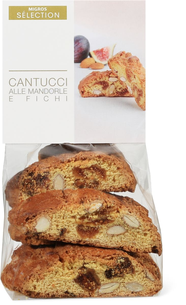 Sélection Cantucci Mandeln und Feigen