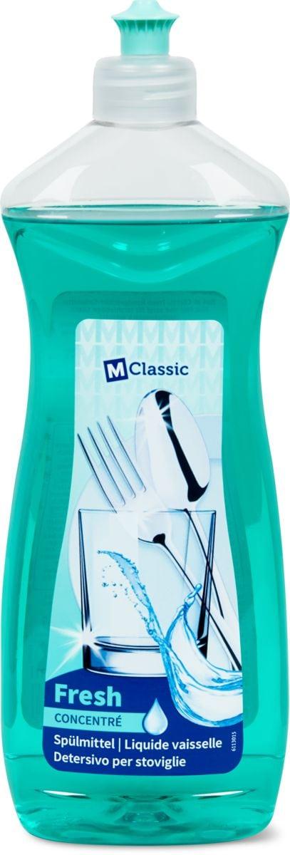 M-Classic Fresh detersivo per rigovernare 750ml