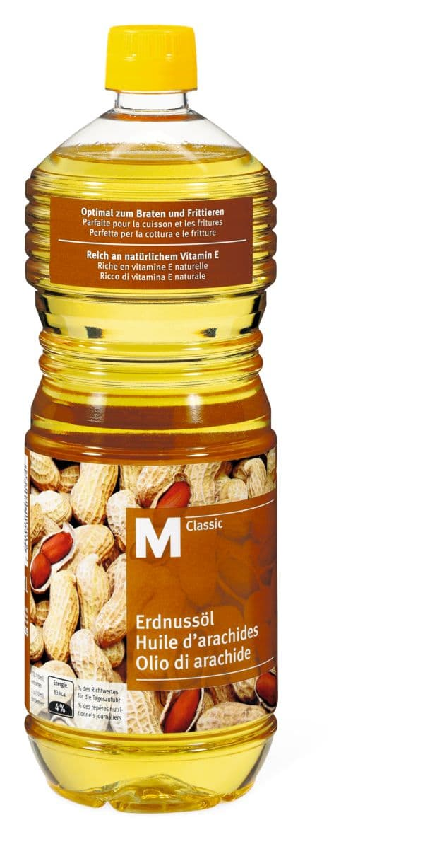 M-Classic Erdnussöl