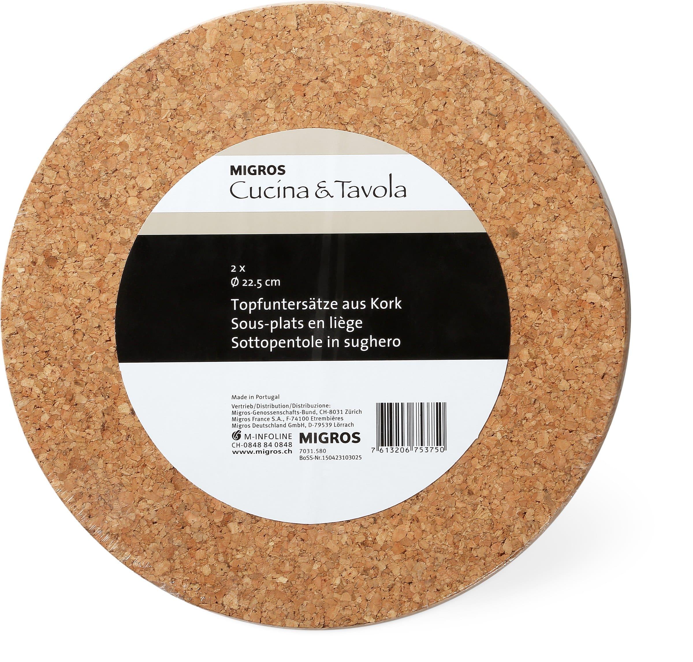 Cucina & Tavola Topfuntersätze