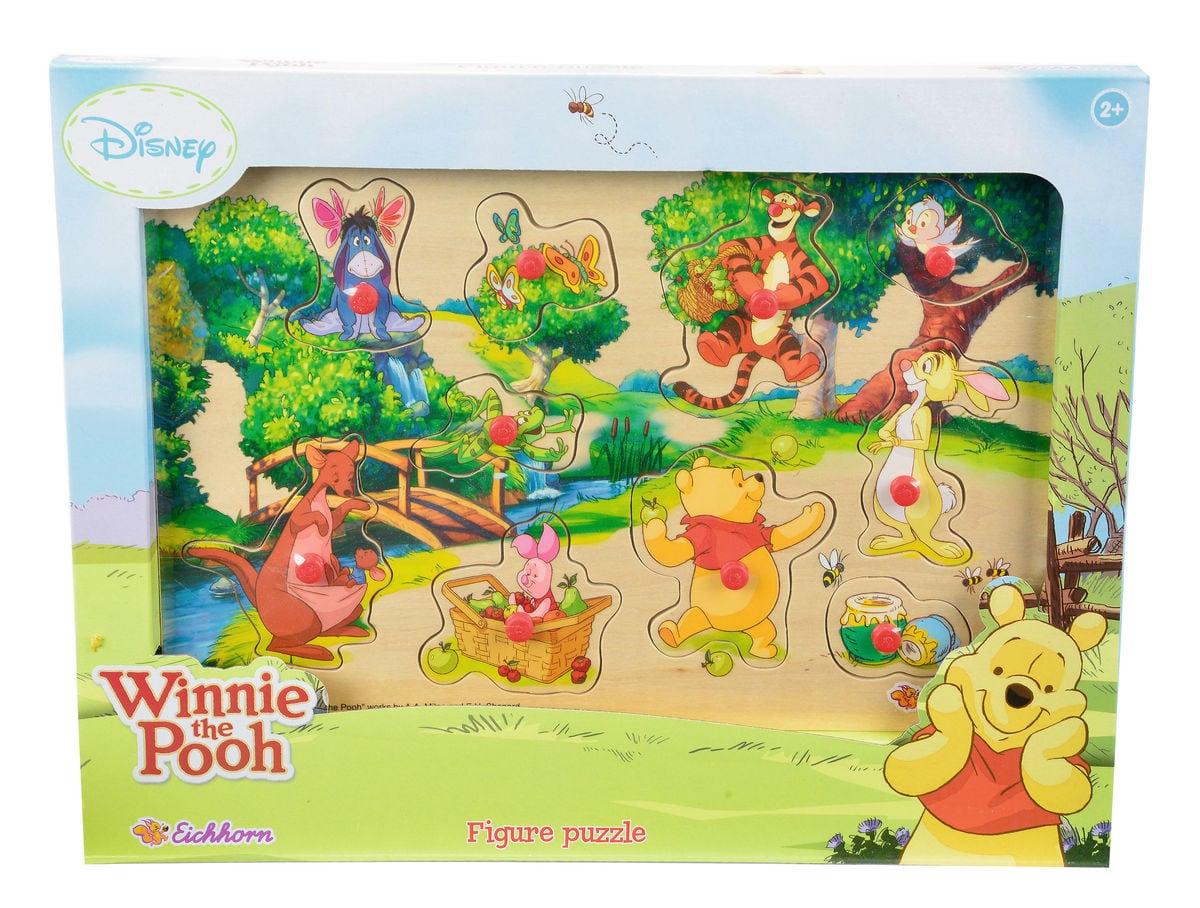 EH Winnie l'Ourson Puzzle forme 100 pieces