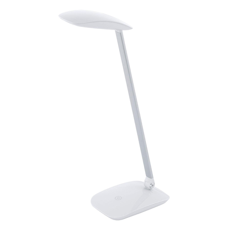 eglo led lampe de table cajero blanc migros. Black Bedroom Furniture Sets. Home Design Ideas