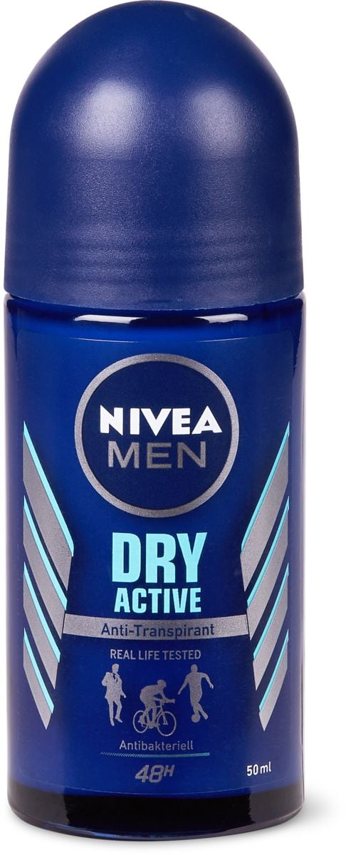 Nivea Men Deo Roll-on Dry Active