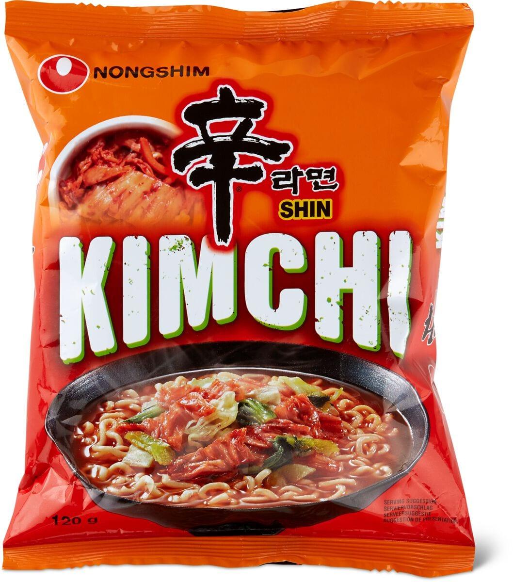 Nongshim Kimchi Noodle Soup