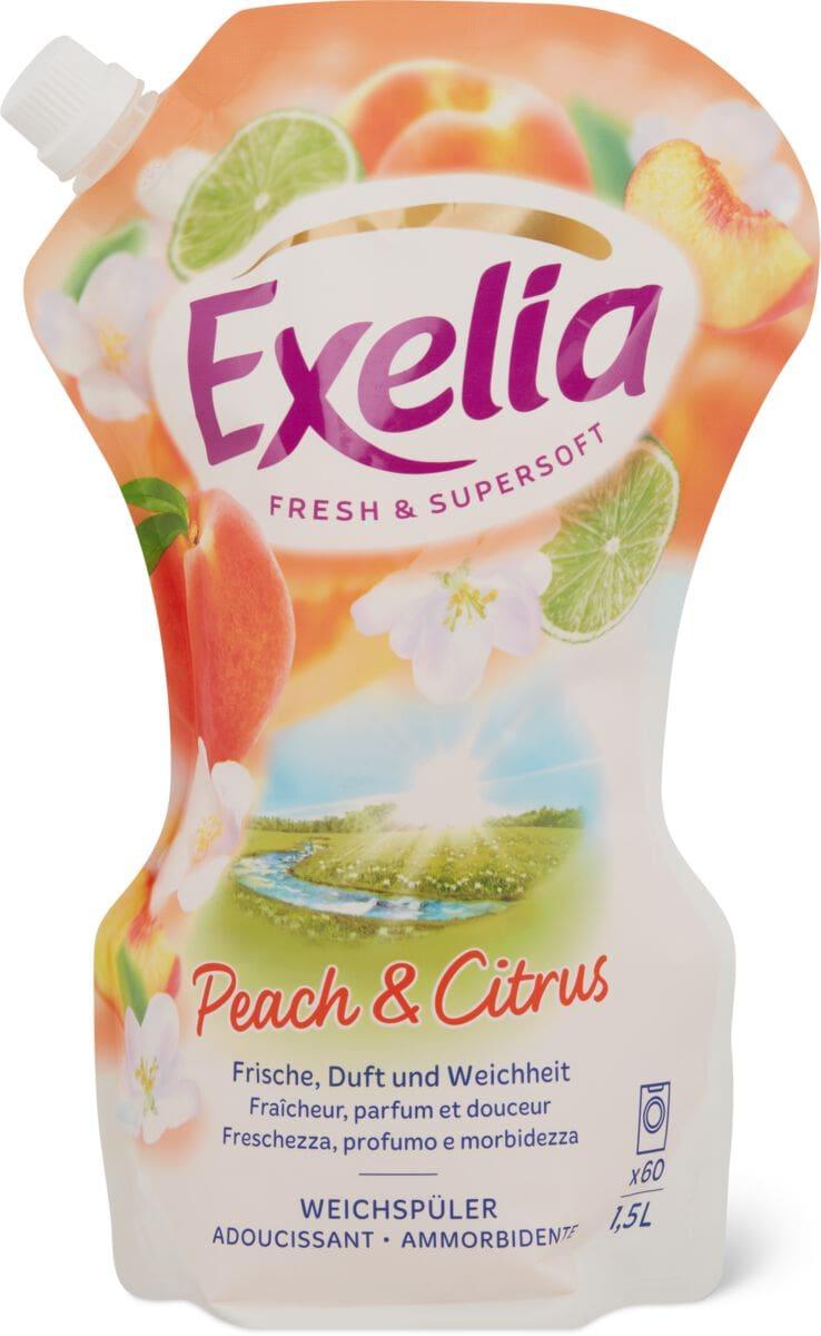 Exelia Ammorbidente Peach & Citrus