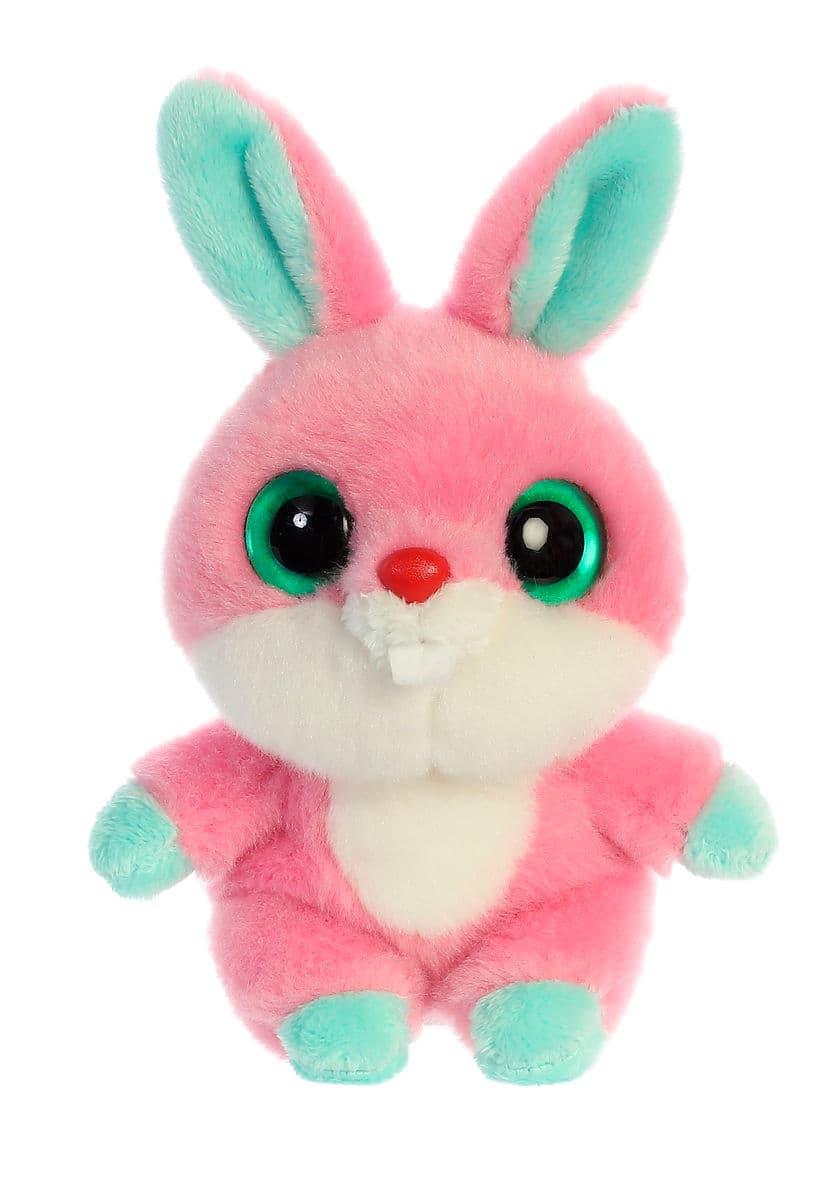 Fantasypeluche Lapin Pink/Turquoise Yoho