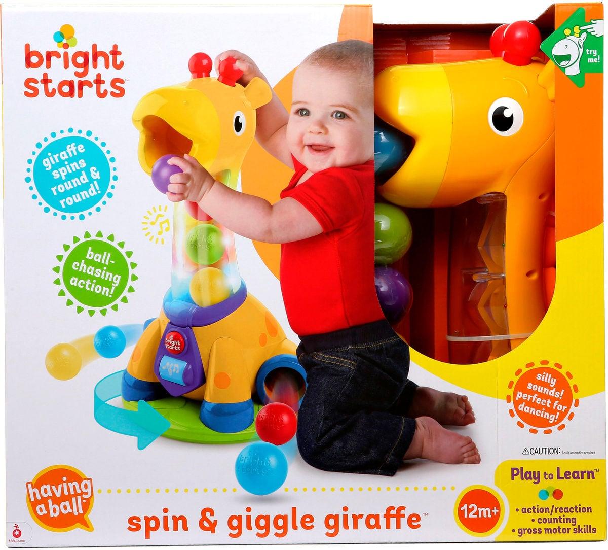 Spin & Giggle Giraffe™