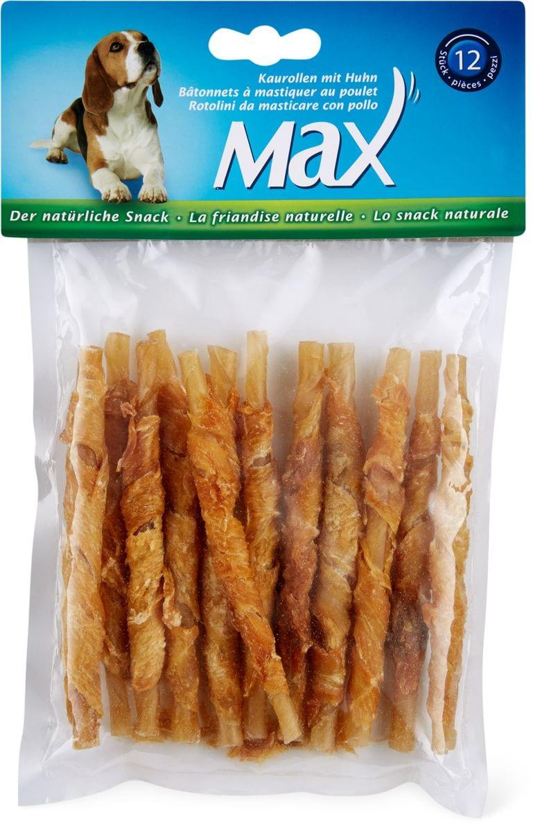 Snack bâtonnets Mastiquer au poulet