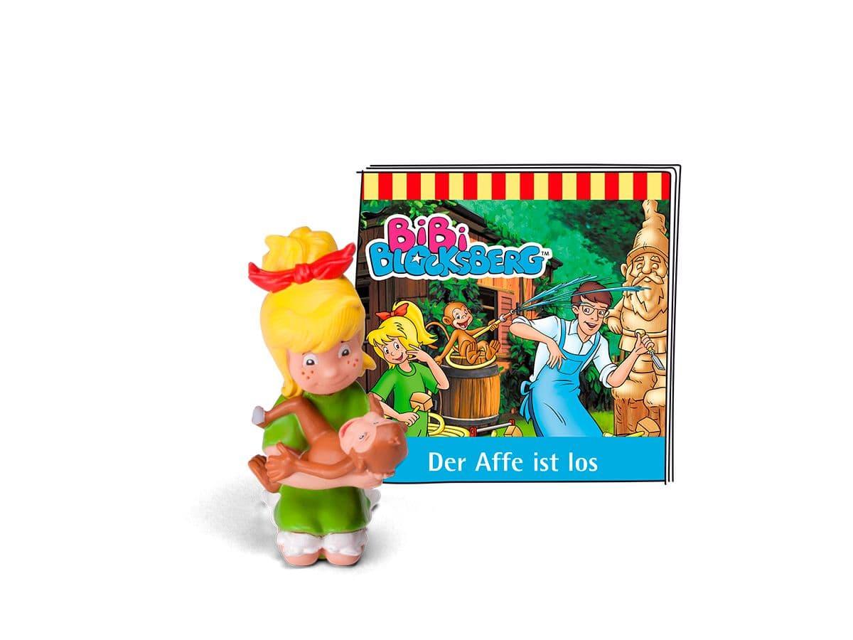 tonies® Bibi Blocksberg - Der Affe ist los (DE) Hörspiel