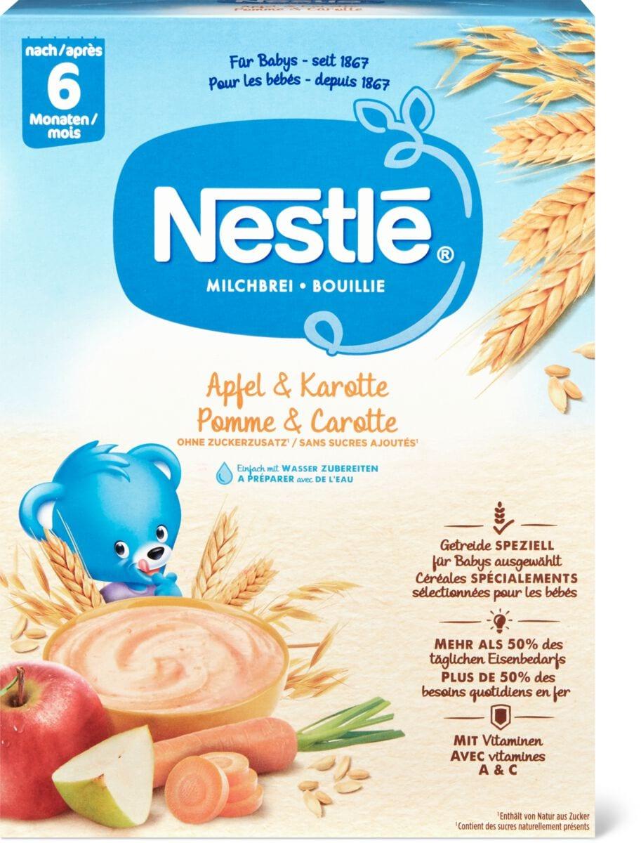 Baby Cereals Mela Carota