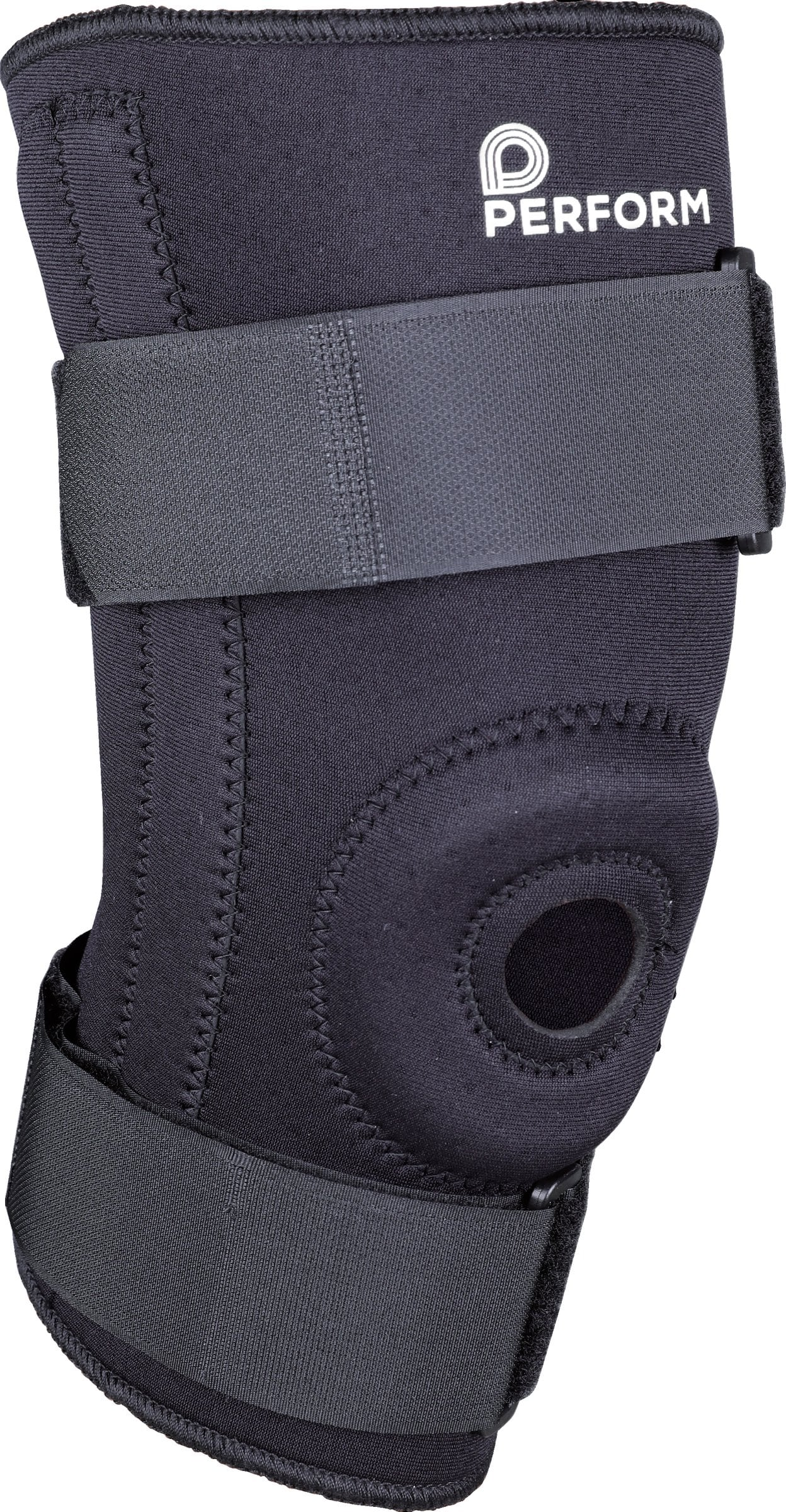 Perform Fascia per ginocchio con silicone