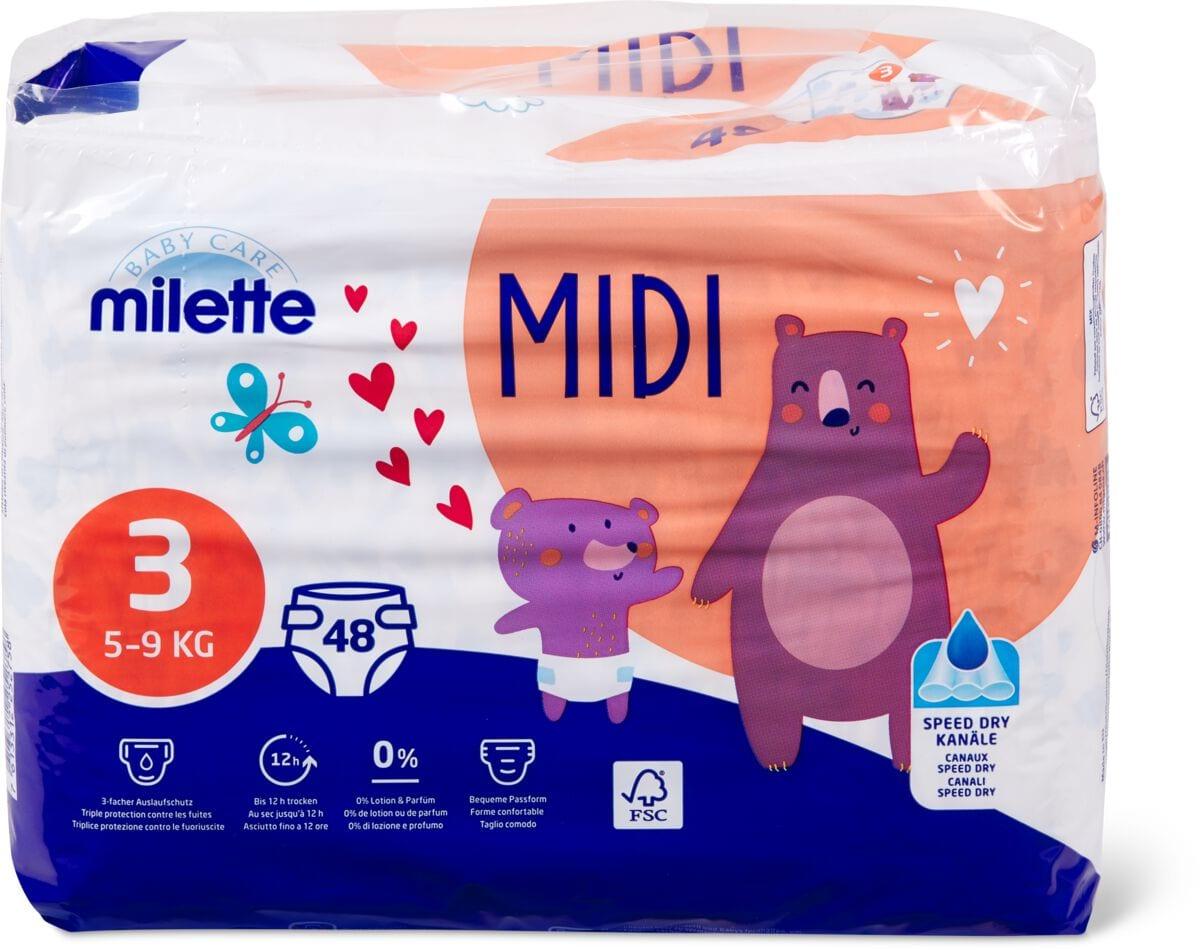 Milette Midi 3, 5-9kg
