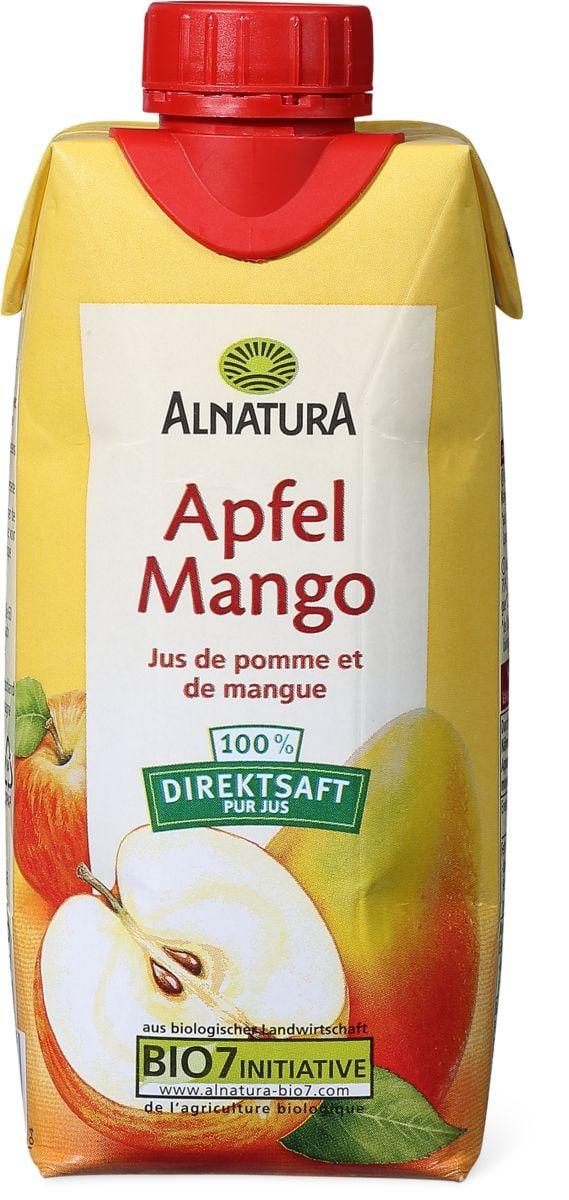 Alnatura Jus de pomme/mangue