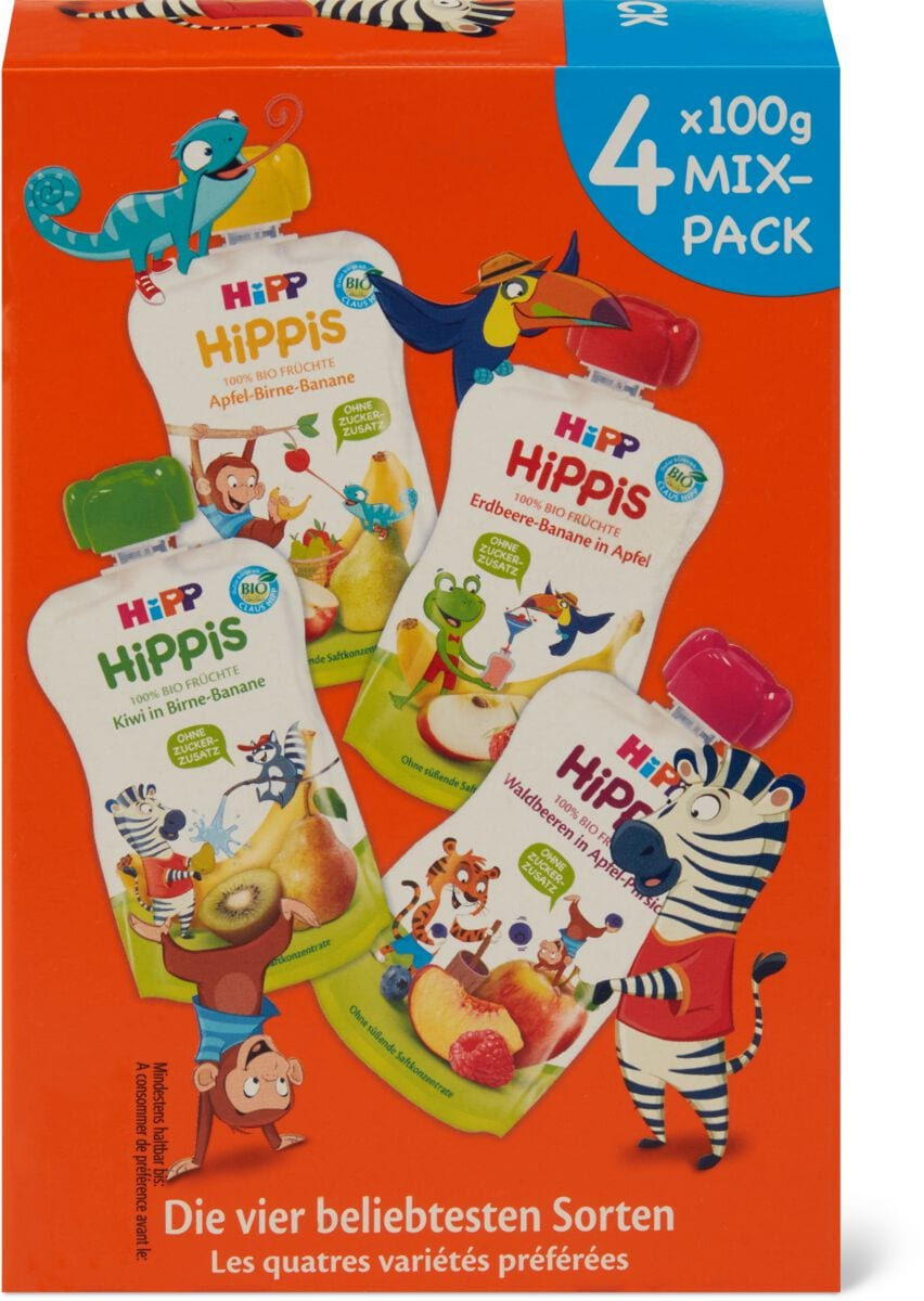 Hipp Bustina Hippis Mix-Pack