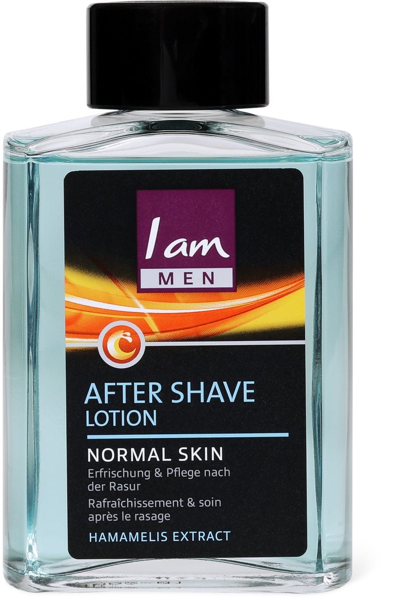 I am men After Shave Lotion