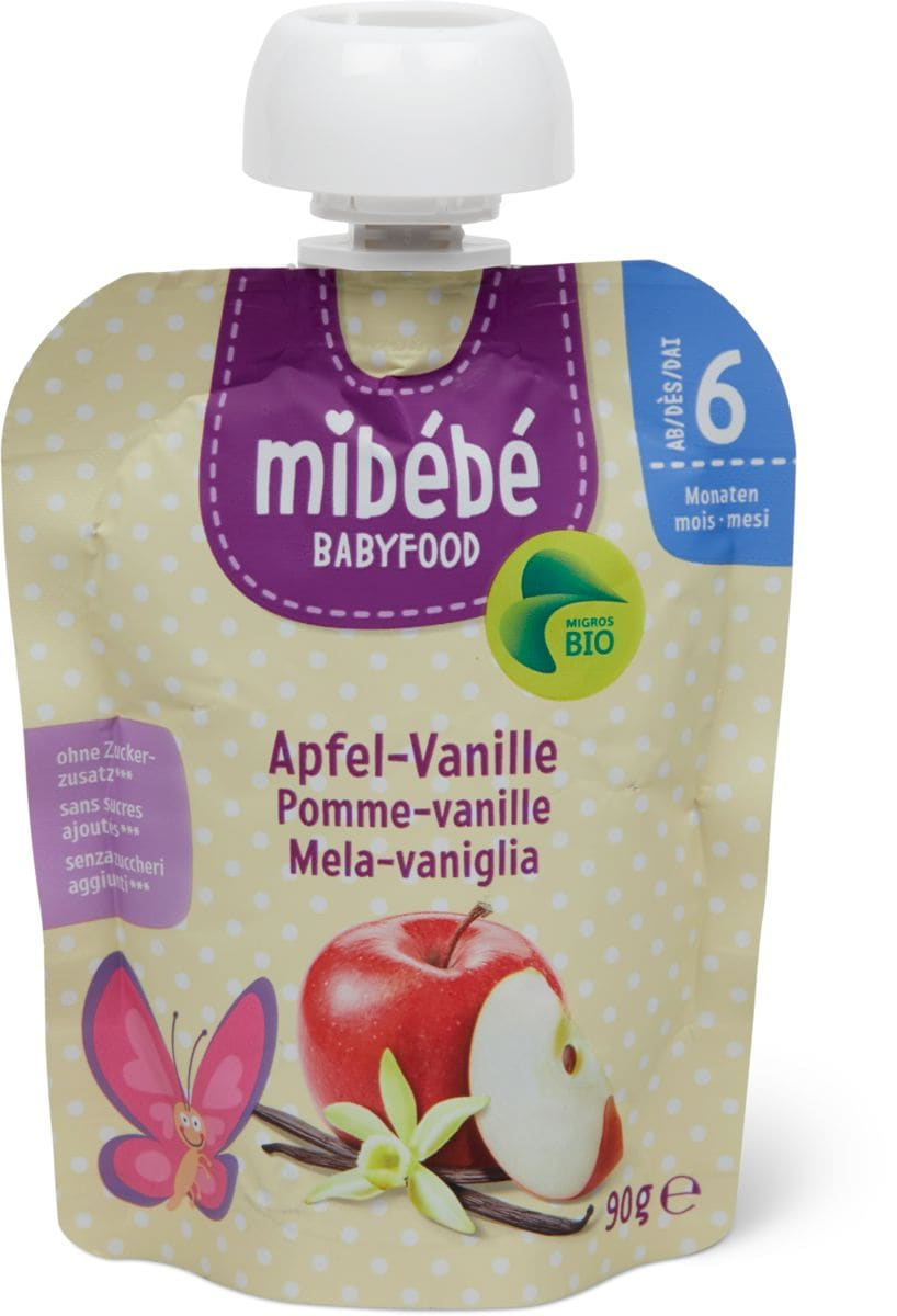 Apfel-Vanille