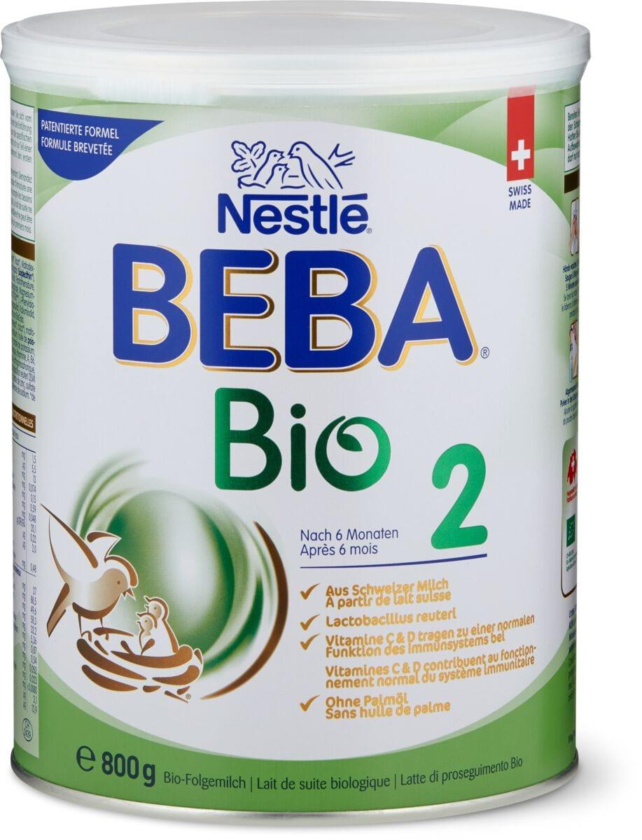 Nestlé Bio Beba Optipro 2