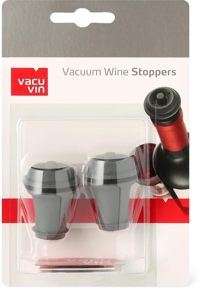 Vacuvin Tappi ermetici per vino